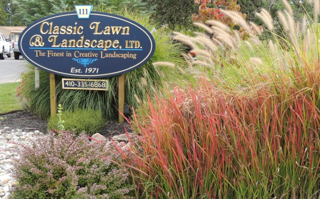 Commercial Landscape Design, Installation, and Maintenance - Classic Lawn And Landscape - Maryland